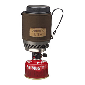 Primus Lite Plus Campingkoker grijs/olijf